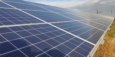 Installation of photovoltaic panels